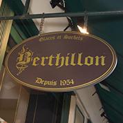 Comptoir Corrézien : glaces Berthillon
