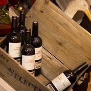 La gamme des vins au Comptoir Corrézien